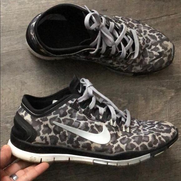 Nike Shoes | Nike Leopard Print Shoes